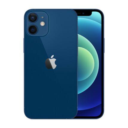 Apple iPhone 12 Mini 128GB, Mobiltelefon, kék