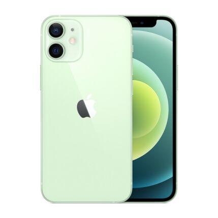Apple iPhone 12 Mini 64GB, Mobiltelefon, zöld