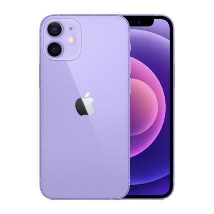 Apple iPhone 12 Mini 64GB, Mobiltelefon, lila