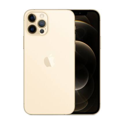 Apple iPhone 12 Pro 128GB, Mobiltelefon, arany
