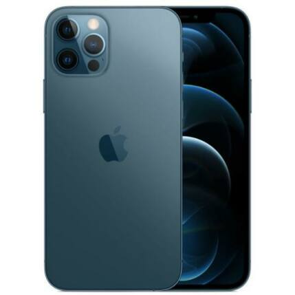 Apple iPhone 12 Pro 512GB, Mobiltelefon, kék
