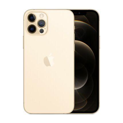 Apple iPhone 12 Pro Max 128GB, Mobiltelefon, arany