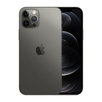 Apple iPhone 12 Pro Max 128GB, Mobiltelefon, grafit