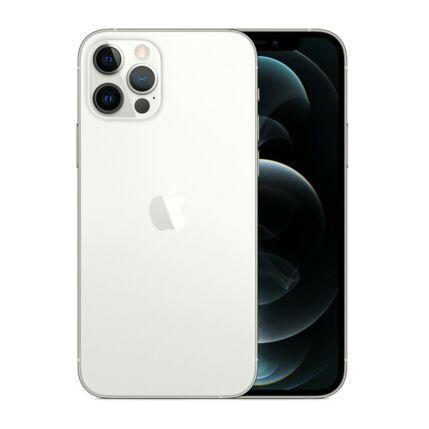 Apple iPhone 12 Pro Max 256GB, Mobiltelefon, ezüst