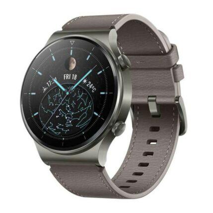 Huawei Watch GT2 Pro Classic 46mm, Okosóra, szürke