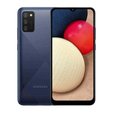 Samsung A025F Galaxy A02S 64GB 4GB RAM DualSIM, Mobiltelefon, kék