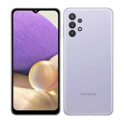 Samsung A325F Galaxy A32 128GB 4GB RAM DualSIM, Mobiltelefon, violet
