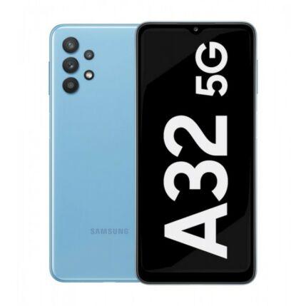 Samsung A326B Galaxy A32 5G 128GB 4GB RAM DualSIM, Mobiltelefon, kék