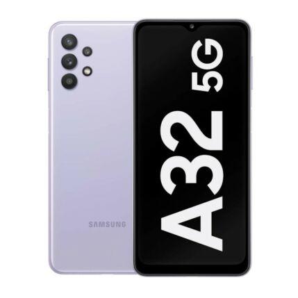Samsung A326B Galaxy A32 5G 64GB 4GB RAM DualSIM, Mobiltelefon, violet
