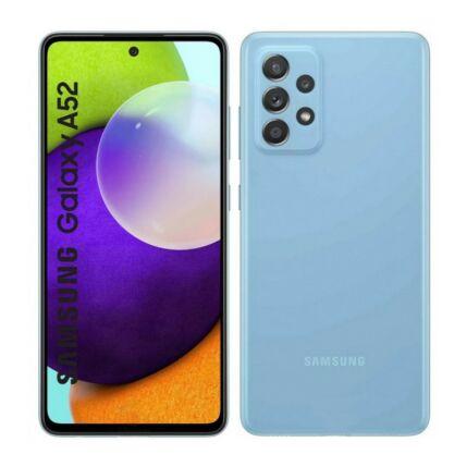 Samsung A525F Galaxy A52 256GB 8GB RAM DualSIM, Mobiltelefon, kék