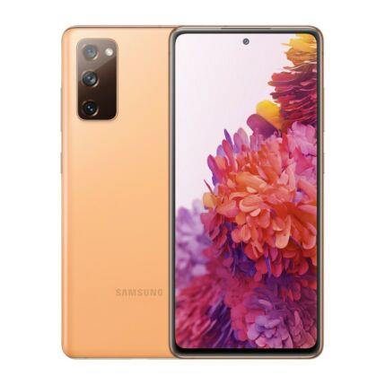 Samsung G780F Galaxy S20 FE 128GB 6GB RAM DualSIM, Mobiltelefon, narancs