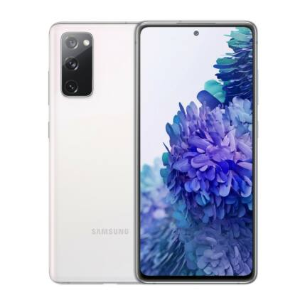 Samsung G780G Galaxy S20 FE 128GB 8GB RAM DualSIM, Mobiltelefon, fehér