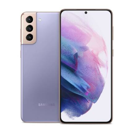 Samsung G998B Galaxy S21 Ultra 5G 256GB 12GB RAM DualSIM, Mobiltelefon, lila