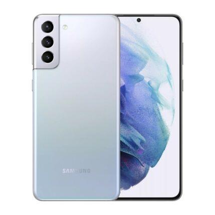 Samsung G998B Galaxy S21 Ultra 5G 256GB 8GB RAM DualSIM, Mobiltelefon, ezüst