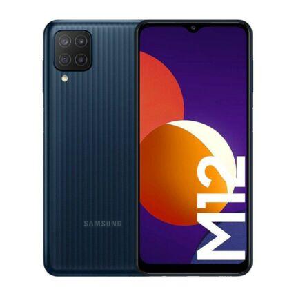 Samsung M127F Galaxy M12 32GB 3GB RAM DualSIM, Mobiltelefon, fekete