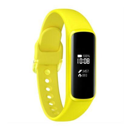 Samsung SM-R375 Galaxy Fit E, Okoskarkötő, sárga