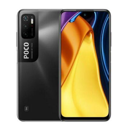 Xiaomi Poco M3 Pro 5G 64GB 4GB RAM DualSIM, Mobiltelefon, fekete