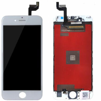 Apple iPhone 6S, LCD kijelző érintőplexivel, fehér