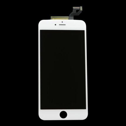 Apple iPhone 6S Plus, LCD kijelző érintőplexivel, fehér