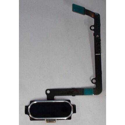 Samsung A510 Galaxy A5 2016, Gomb, (HOME gomb átvezetőn), fekete