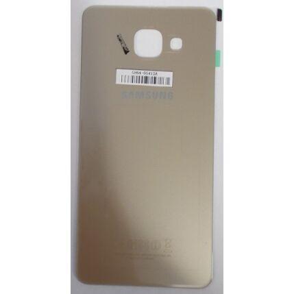Akkufedél, Samsung A510 Galaxy A5 2016, arany