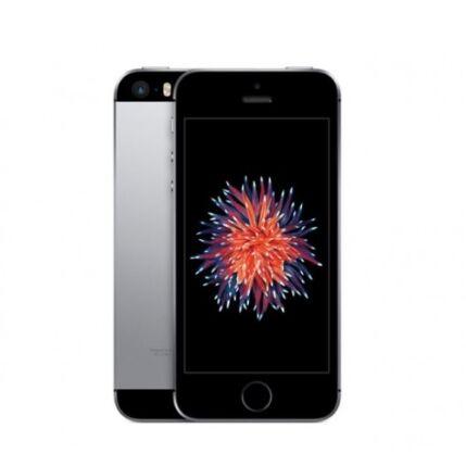 Mobiltelefon, Apple iPhone SE 32GB, Kártyafüggetlen, 1 év garancia, szürke