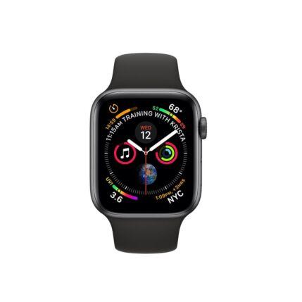 Apple Watch 4 (MU662HC/A) 40mm Sport, Okosóra, space gray
