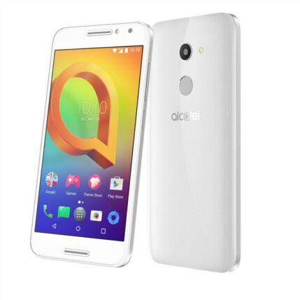 Mobiltelefon, Alcatel OT-5046D A3 DualSIM, fehér