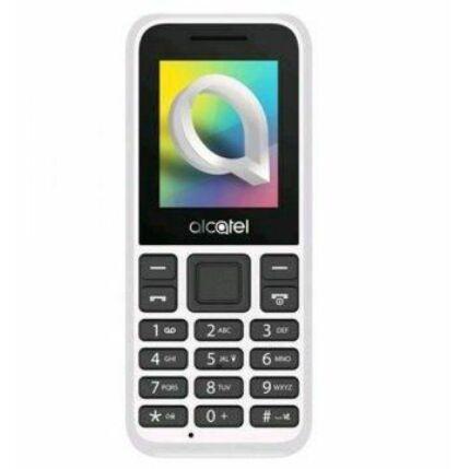 Mobiltelefon, Alcatel OT-1066G + Domino fix (500MB, 40 perc lebeszélhetőség), Kártyafüggetlen, 1 év garancia, fekete