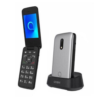 Alcatel OT-3026X, Mobiltelefon, szürke