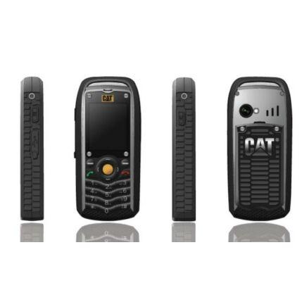 Caterpillar B25 DualSIM, (Kártyafüggetlen 1 év garancia), Mobiltelefon, fekete