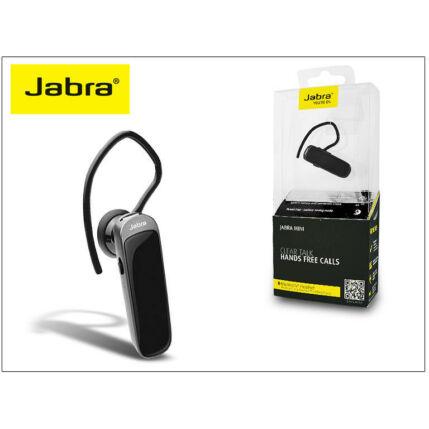 Bluetooth headset, Jabra Mini, fekete