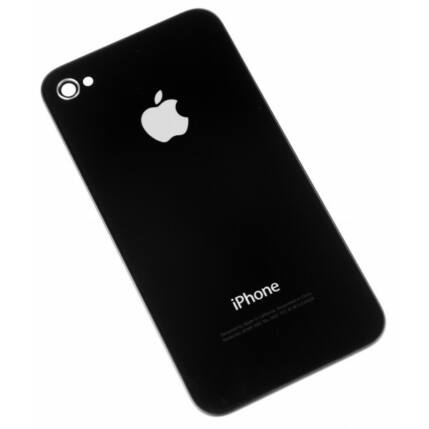 Hátlap, Apple iPhone 4S, fekete