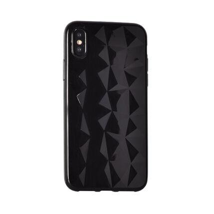 Szilikon tok, Samsung G960 Galaxy S9, Diamond - fekete