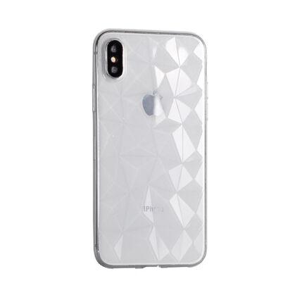 Szilikon tok, Xiaomi Redmi 5, Diamond - átlátszó