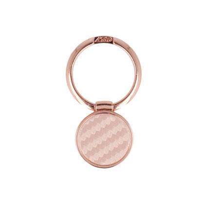 Gyűrű, Carbon, rózsaszín