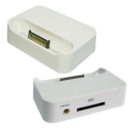 Dokkoló, Apple iPhone 3G, 3Gs, fehér