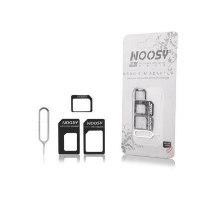 Adapter, Noosy Nano SIM-Micro SIM (3in1)