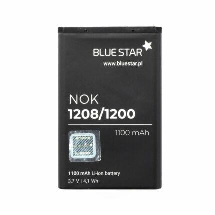 Akkumulátor, Nokia 1208, 6030, N70, 3110, E50 1100mAh -BL-5C