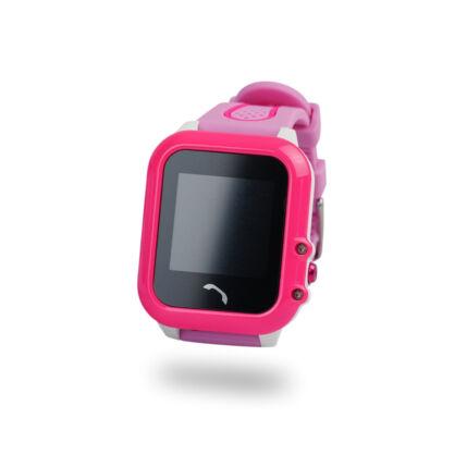 Xblitz FindMe (gyerekeknek GPS), Okosóra, rózsaszín