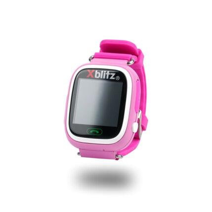 Okosóra, Xblitz LoveMe (gyerekeknek, GPS), rózsaszín