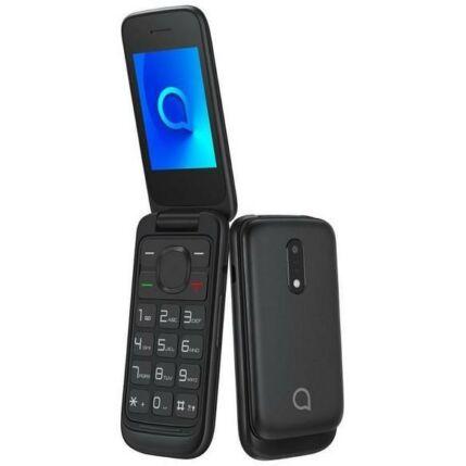 Alcatel OT-2053, Mobiltelefon, fekete