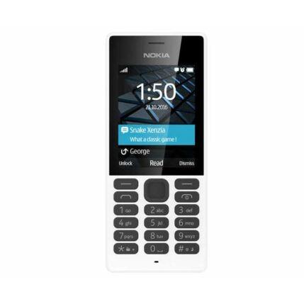 Mobiltelefon, Nokia 150 DualSIM, fehér