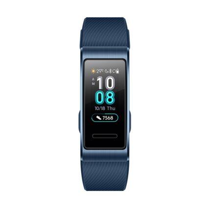 Huawei Band 3 Pro Terra B19, Okoskarkötő, kék
