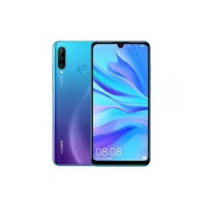 Huawei P30 Lite 64GB 4GB RAM DualSIM, (Kártyafüggetlen 1 év garancia), Mobiltelefon, kék