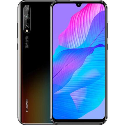 Huawei P Smart S 128GB 4GB RAM DualSIM, (Kártyafüggetlen 1 év garancia), Mobiltelefon, fekete