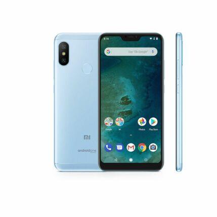 Xiaomi MI A2 32GB DualSIM, (Kártyafüggetlen 1 év garancia), Mobiltelefon, kék