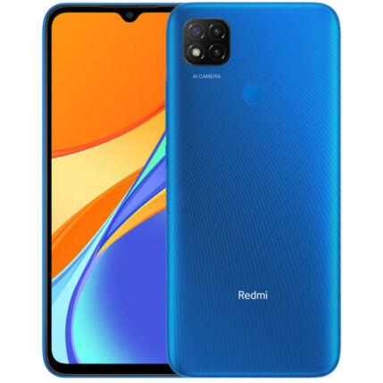 Xiaomi Redmi 9C 32GB 2GB RAM DualSIM, Mobiltelefon, kék