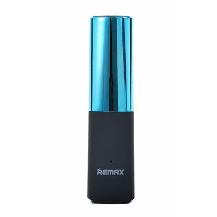 Külső akkumulátor,  2400mAh, kék Remax