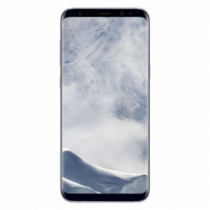 Samsung G955F Galaxy S8 Plus 64GB, (Kártyafüggetlen 1 év garancia), Mobiltelefon, ezüst